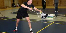 Badmintonové úterky pro členy SK zdarma!