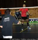 Mistrovství hasičů v badmintonu proběhne 29. – 30. dubna 2017 v Praze