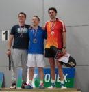 Mistrovství v badmintonu opět v režii Schoře a Mejzlíkové