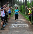 Běh Kunratickým lesem 2018 vyhráli Voják, Řežábek a Schejbalová